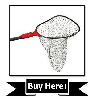 EGO Genesis S1 Fishing Net - best EGO Walleye Nets