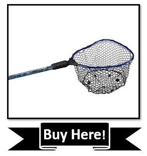 EGO S1 Kryptek Fishing Net