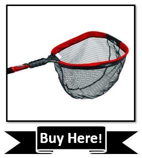 EGO S2 Sliders Fishing Net - best EGO Fishing Nets for Walleye