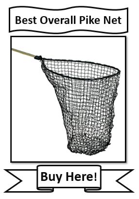 Frabill Power Catch Fishing Net - The Best Overall Northern Pike Fishing Net