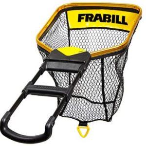 frabill trophy haul bearclaw fishing net