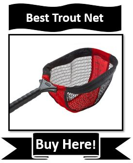 EGO Blackwater Trout net - the best ego fishing net for trout