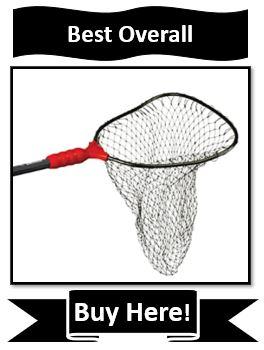 EGO Genesis S1 Fishing Nets - the Best EGO Fishing Nets