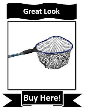 EGO S1 Kryptek Fishing Net - great ego fishing net