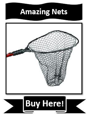 EGO S2 Slider Fishing Nets - the best EGO landing Nets
