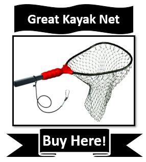 EGO Wade Fishing Net - best EGO fishing net for kayaking