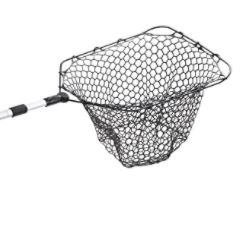 EGO Reach Fishing net - the best crappie fishing net from EGO