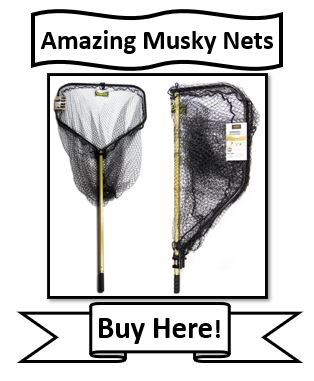 The Best StowMaster Musky Fishing Nets