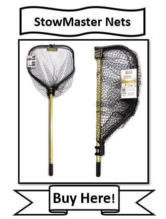StowMaster Fishing Nets - The Best StowMaster Fishing Nets