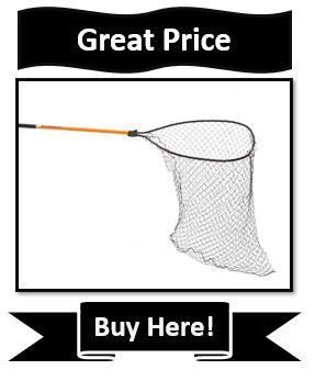 Frabill Knotless Conservation Musky Fishing Net